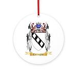 Carrington Ornament (Round)