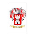 Carrillo Sticker (Rectangle)