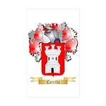 Carrillo Sticker (Rectangle 10 pk)