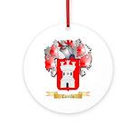 Carrillo Ornament (Round)
