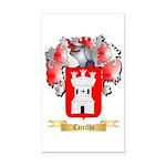 Carrilho Rectangle Car Magnet