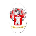 Carrilho 20x12 Oval Wall Decal