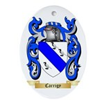 Carrigy Ornament (Oval)