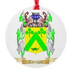 Carrigan Round Ornament