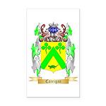 Carrigan Rectangle Car Magnet