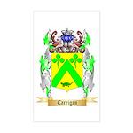 Carrigan Sticker (Rectangle)