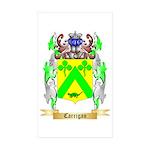 Carrigan Sticker (Rectangle 10 pk)