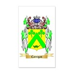 Carrigan 35x21 Wall Decal