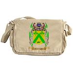 Carrigan Messenger Bag
