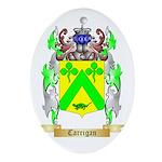 Carrigan Ornament (Oval)