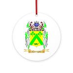 Carrigan Ornament (Round)