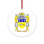 Carriero Ornament (Round)