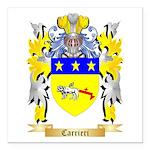 Carrieri Square Car Magnet 3