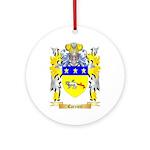 Carrieri Ornament (Round)