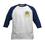 Carriere Kids Baseball Jersey