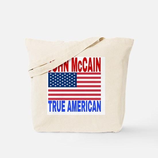 Cute John mccain Tote Bag