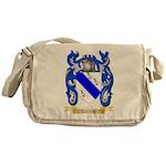 Carrick Messenger Bag