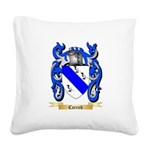Carrick Square Canvas Pillow