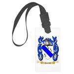 Carrick Large Luggage Tag