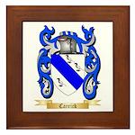 Carrick Framed Tile