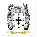 Carricchio Square Car Magnet 3