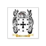Carricchio Square Sticker 3