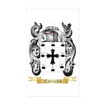 Carricchio Sticker (Rectangle 10 pk)
