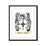 Carricchio Framed Panel Print