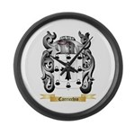 Carricchio Large Wall Clock