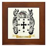 Carricchio Framed Tile