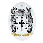Carricchio Ornament (Oval)