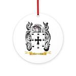 Carricchio Ornament (Round)