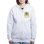 Carreri Women's Zip Hoodie