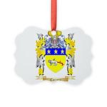 Carrera Picture Ornament