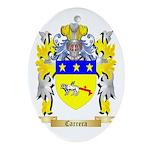 Carrera Ornament (Oval)