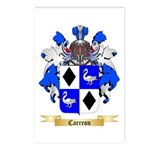 Carreon Postcards (Package of 8)