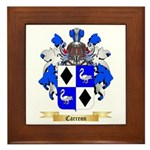 Carreon Framed Tile