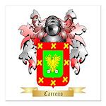 Carreno Square Car Magnet 3
