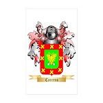 Carreno Sticker (Rectangle 50 pk)