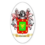 Carreno Sticker (Oval)