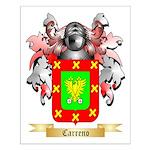 Carreno Small Poster