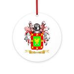 Carreno Ornament (Round)