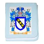 Carrell baby blanket