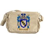 Carrell Messenger Bag