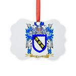 Carrell Picture Ornament