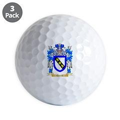 Carrell Golf Ball