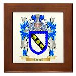 Carrell Framed Tile