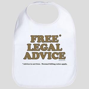 Free Legal Advice (2) Bib