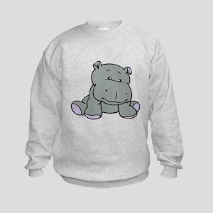 Hippo Baby Kids Sweatshirt