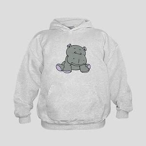 Hippo Baby Kids Hoodie